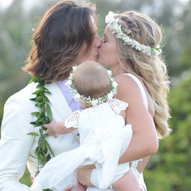 Tori Praver/ Danny Fuller Wedding. Lucky girl he is so gorgeous!