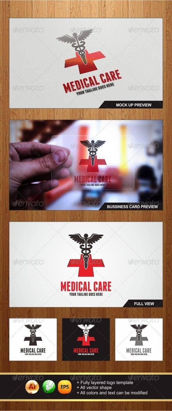 Medical Care Logo Graphicriver An Amazing Multipurpose Medical