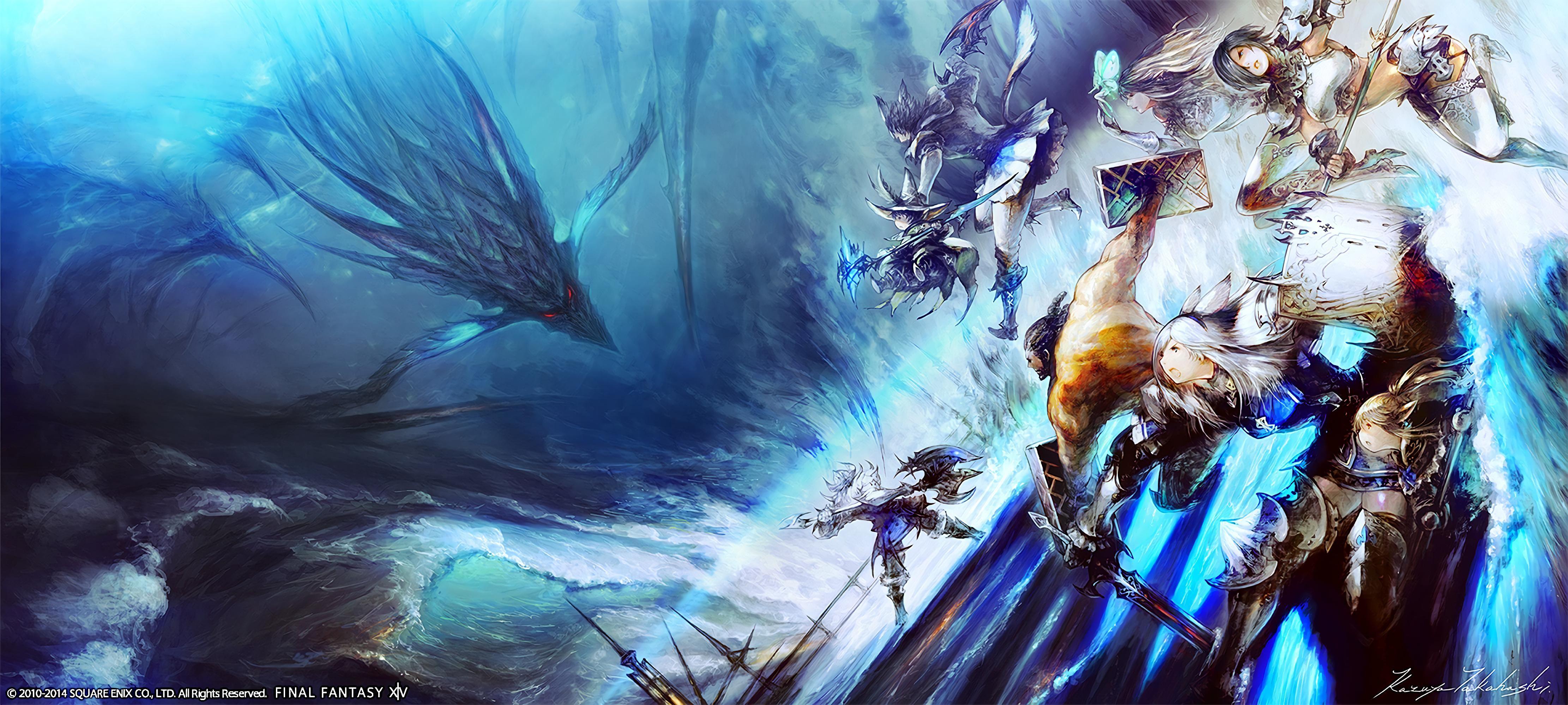 Pin On Final Fantasy Xiv Art