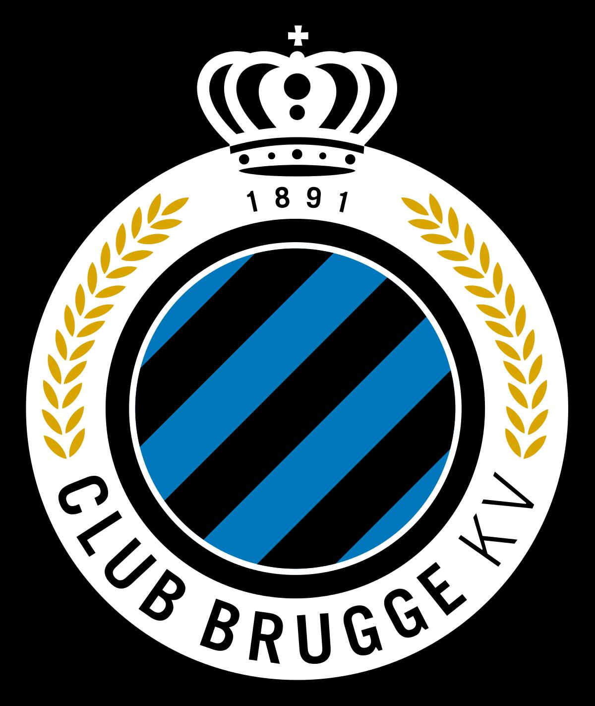 Club Brugge Logo 2019 20 Uefa Champions League Brugge Football Logo Football Team Logos