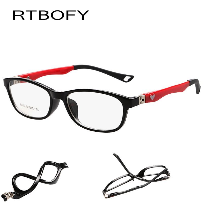 2017RTBOFY New Brand Children Optical Glasses Frames Boys Girls ...