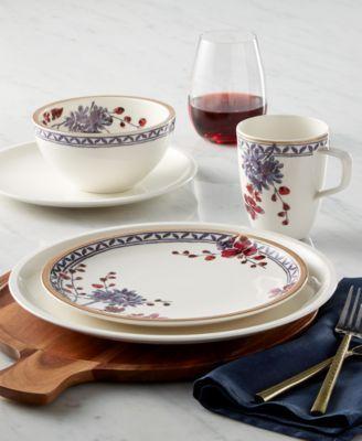 Villeroy Boch Artesano Provencal Lavender Collection Reviews Dinnerware Dining Macy S Dinnerware Dinnerware Sets Dining And Entertaining
