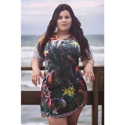 Gordinhas Lindas » A gordinha de outubro - modelo plus size Renata Lara