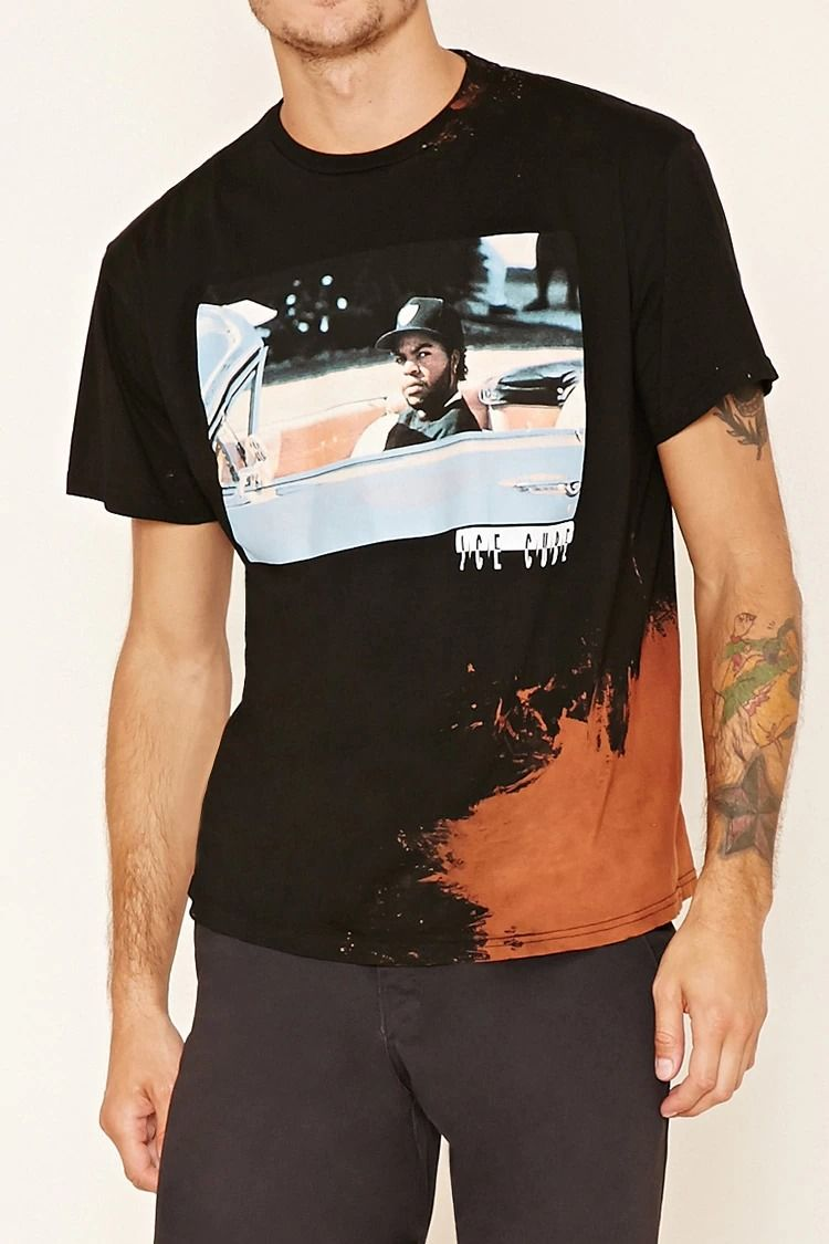 Vintage Wear La Ice Cube Tee Mens Tshirts Vintage Men Mens Outfits