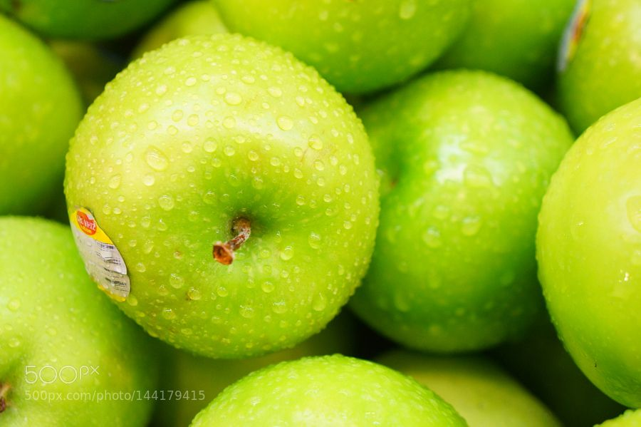 Pic: Green Apples
