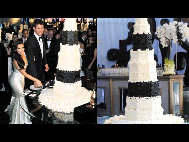 Top 5 Most Expensive Celebrity Wedding Cakes