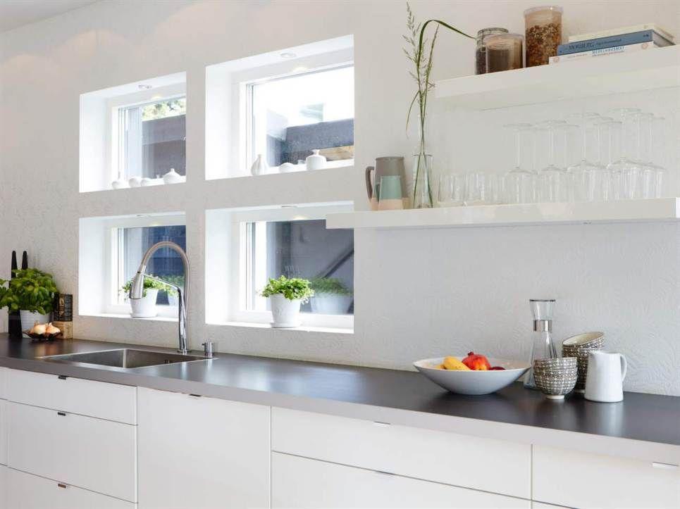 Vitt kök från Ikea Kök Pinterest Kök och Ikea