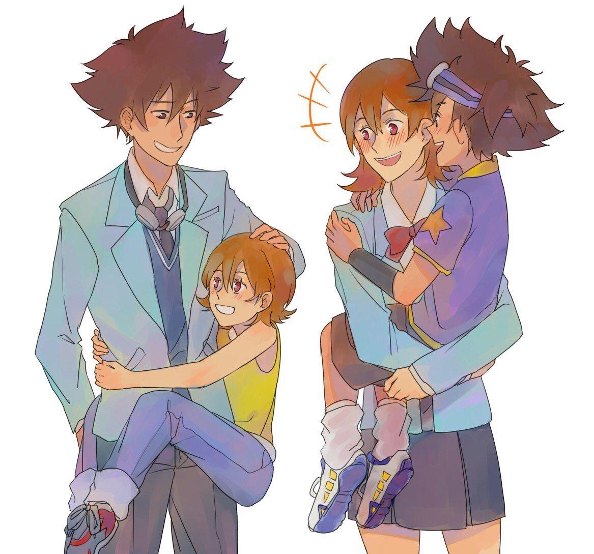 Digimon Tai And Sora Fan Fiction