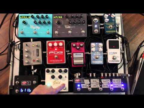 Kyle Lent S Guitar Gear And Pedal Board Rundown Austin Stone