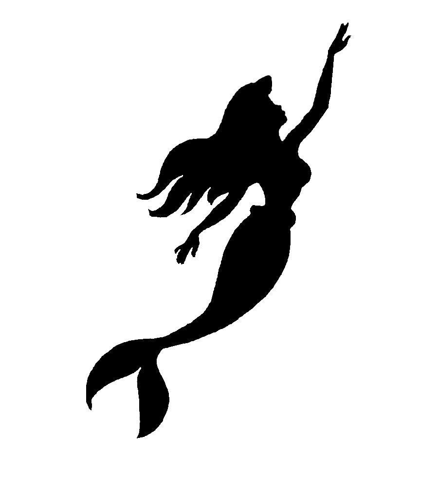 Ariel Belle Cinderella Silhouette Clip Art Mermaid Png Download 900 1000 Free Transp In 2020 Disney Princess Silhouette Disney Stencils Little Mermaid Silhouette