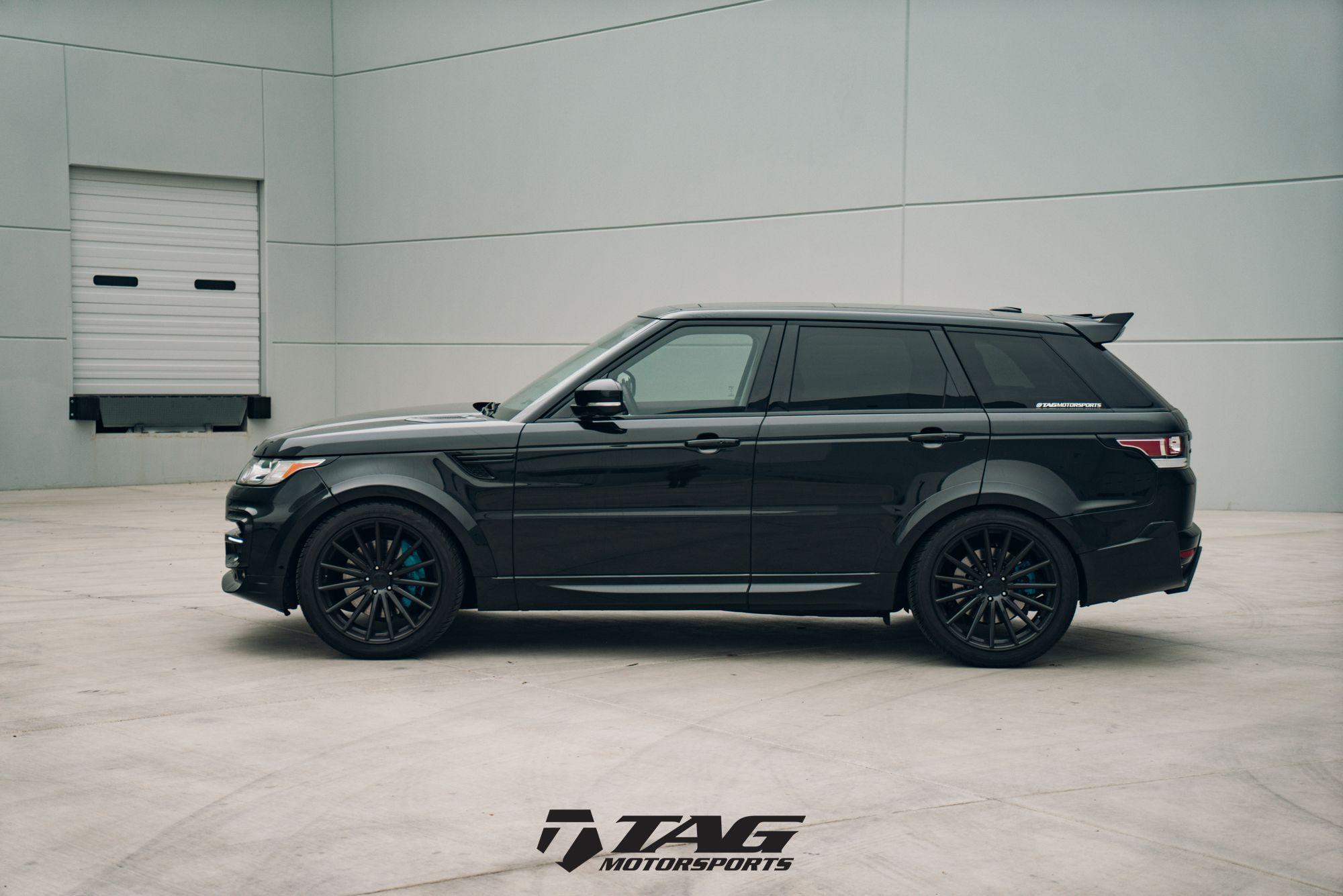 TAG Motorsports Cars For Sale 2015 Range Rover Sport