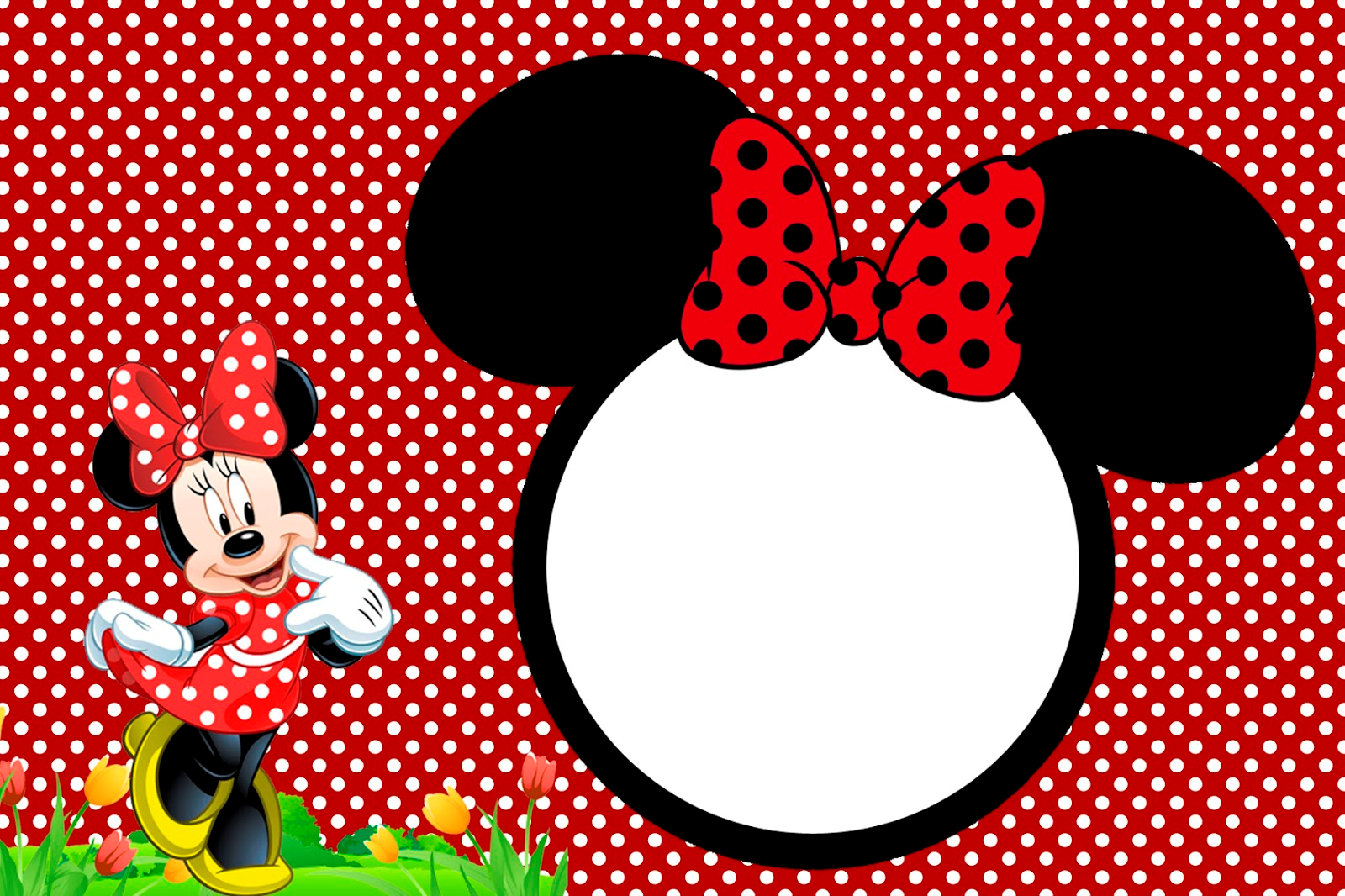 Mickey Party Minnie Mouse Parties Invitation Invitations