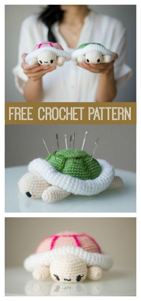 Amigurumi Turtle Free Crochet Pattern | crochet | Pinterest | Häkeln ...