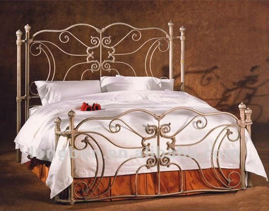 Mano m s vendido forj todo camas de hierro dise os buy product on dise os de - Camas de hierro antiguas ...