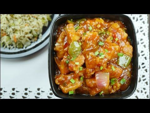 Chicken Manchurian Simplified Recipe By Food Fusion Youtube