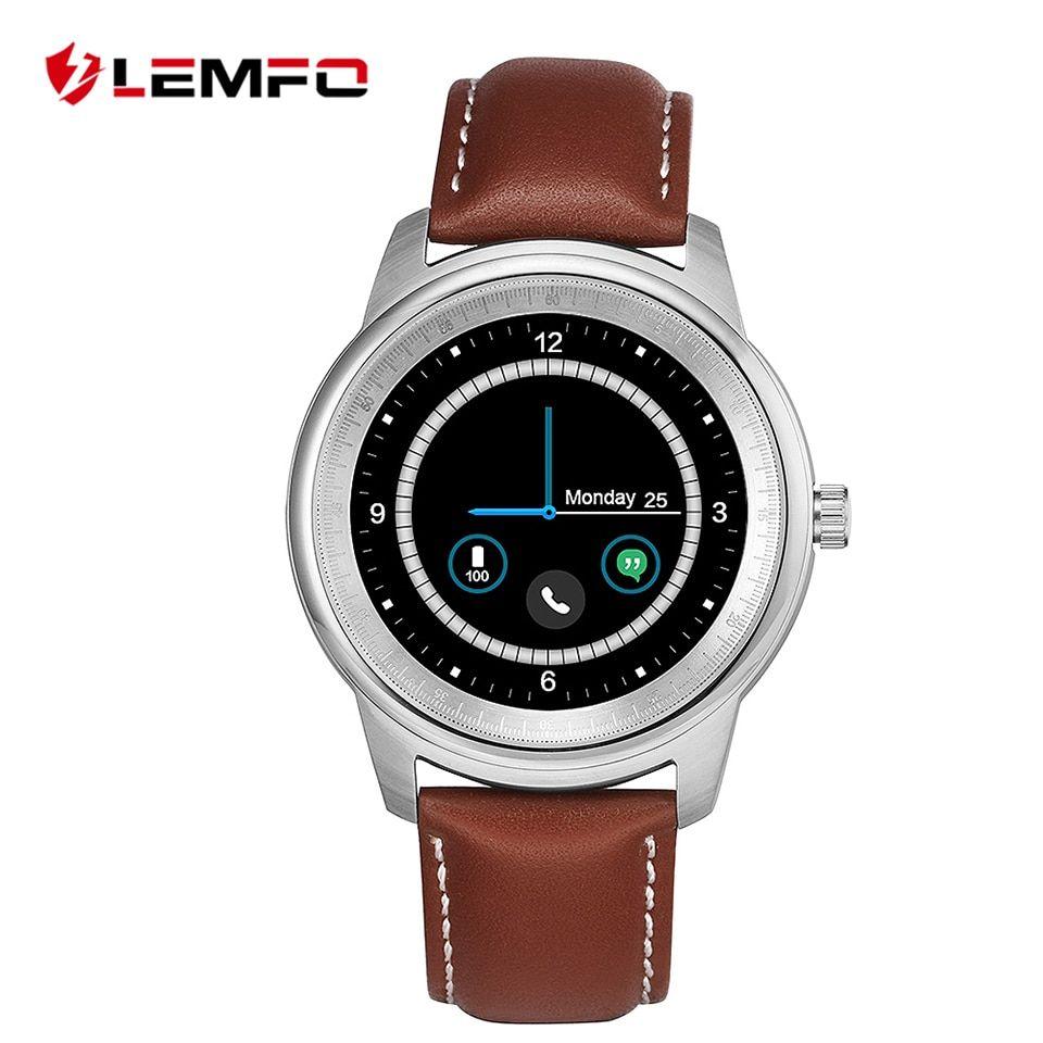 LEMFO LEM1 Smartwatch Smart Watch Android Pedometer