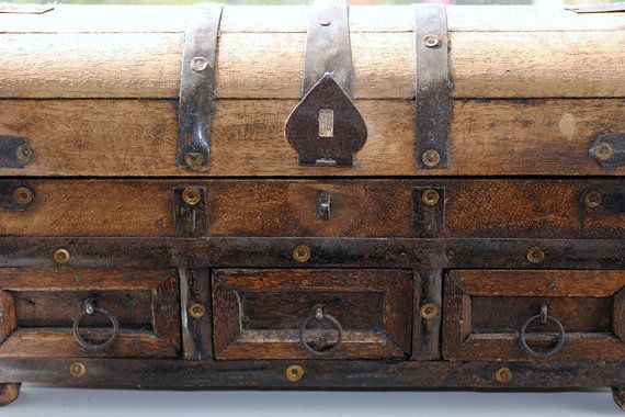 Box Wooden Treasure Chest With Metal Embellishments By Izzyverena 7 45 Photography Prints Art Fine Art Photography Print Treasure Chest