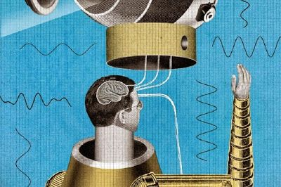 The coming merge of human and machine intelligence