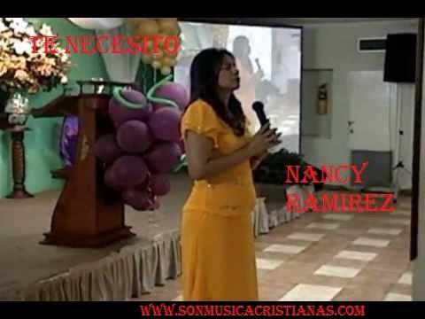 Nancy Ramirez - Te necesito