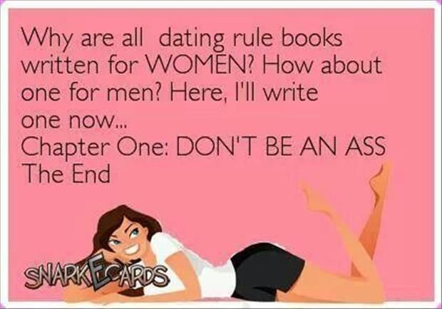 Crazy dating rules