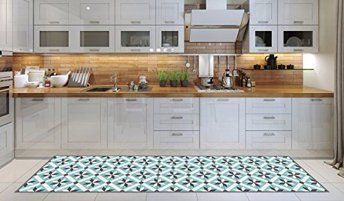 Stampe Da Cucina : Tappeto cucina lavabile in lavatrice passatoia cucina 52cm x 240cm