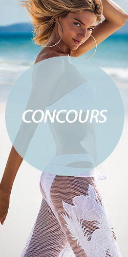 Gagnez un voyage avec bikini inclus