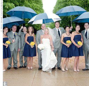 Navy Bridesmaid Dresses Blue Grey Weddingswedding