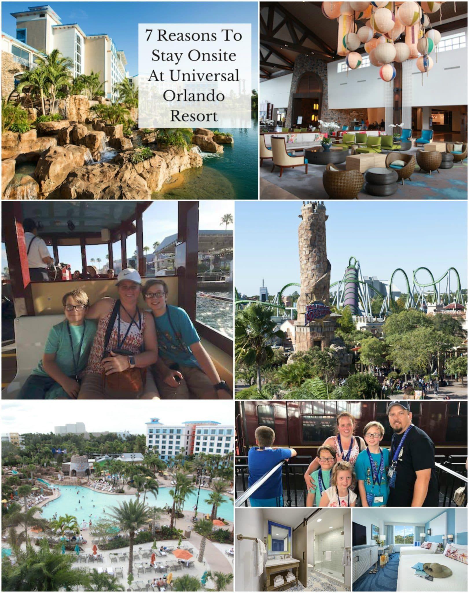 7 Reasons To Stay At An Onsite Hotel Universal Studios Orlando Resort Vacation Florida Floridavacationsummer