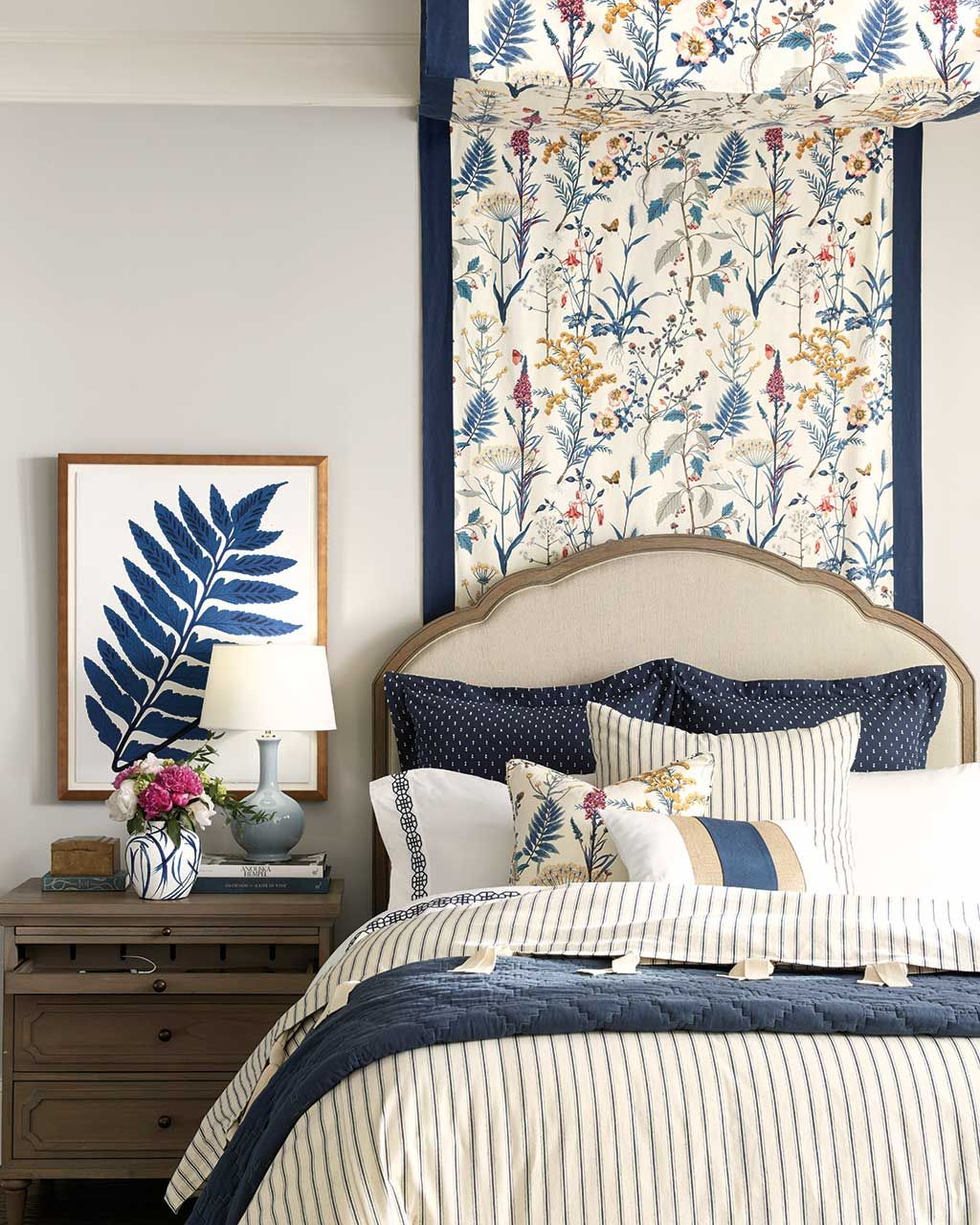 8 Reasons to Use Pattern in Your Room Bedroom ideas