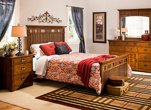Artisan Ridge 4Pcking Bedroom Set  My Raymour & Flanigan Dream Classy Raymour And Flanigan Bedroom Sets Decorating Design