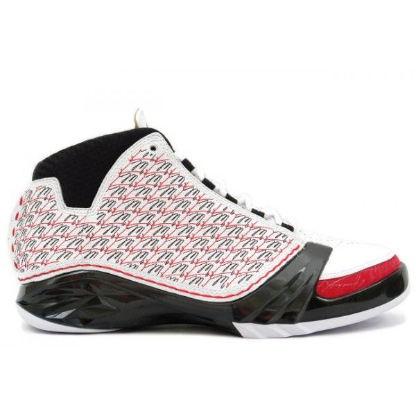 318376 101 Air Jordan 23 All Star White Black Varsity Red cheap Jordan  Others, If you want to look 318376 101 Air Jordan 23 All Star White Black  Varsity Red ...
