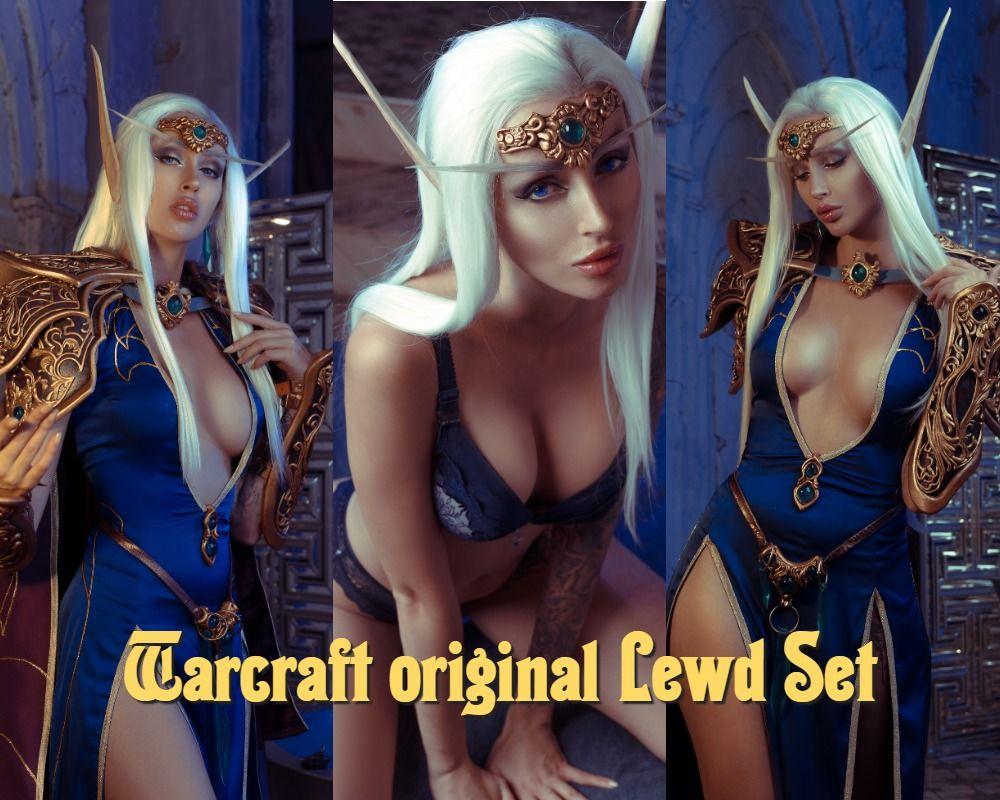 Merigold cosplay triss nude Jannet Vinogradova