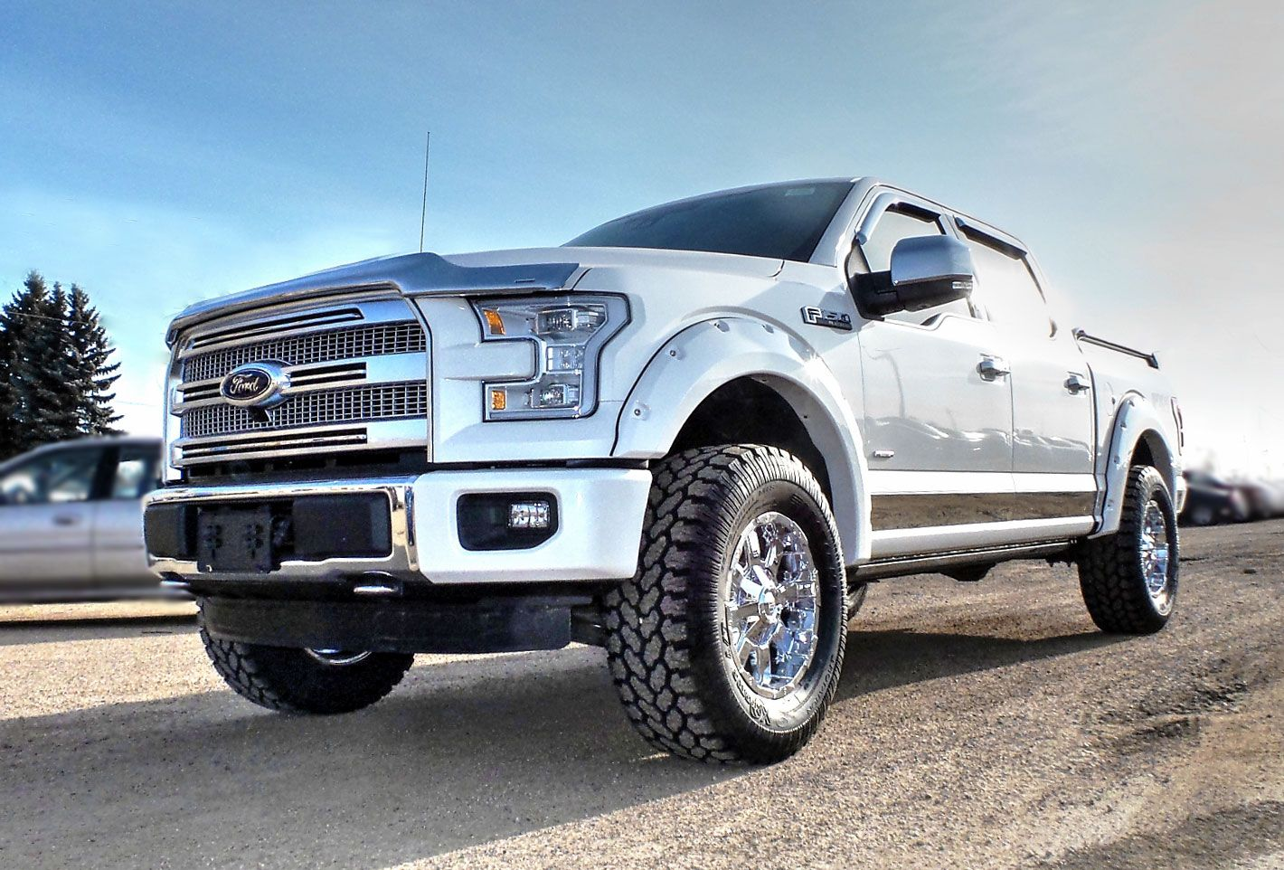 kentwood kustoms 2015 ford f 150 platinum 2015 ford f150 pinterest ford and ford trucks. Black Bedroom Furniture Sets. Home Design Ideas