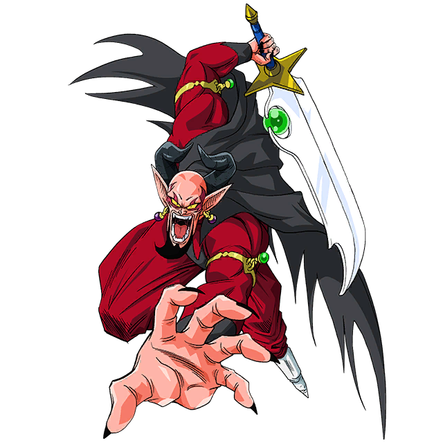 Dabura Xeno Demon God Render 2 Sdbh World Mis By Maxiuchiha22 Anime Dragon Ball Super Anime Dragon Ball Dragon Ball