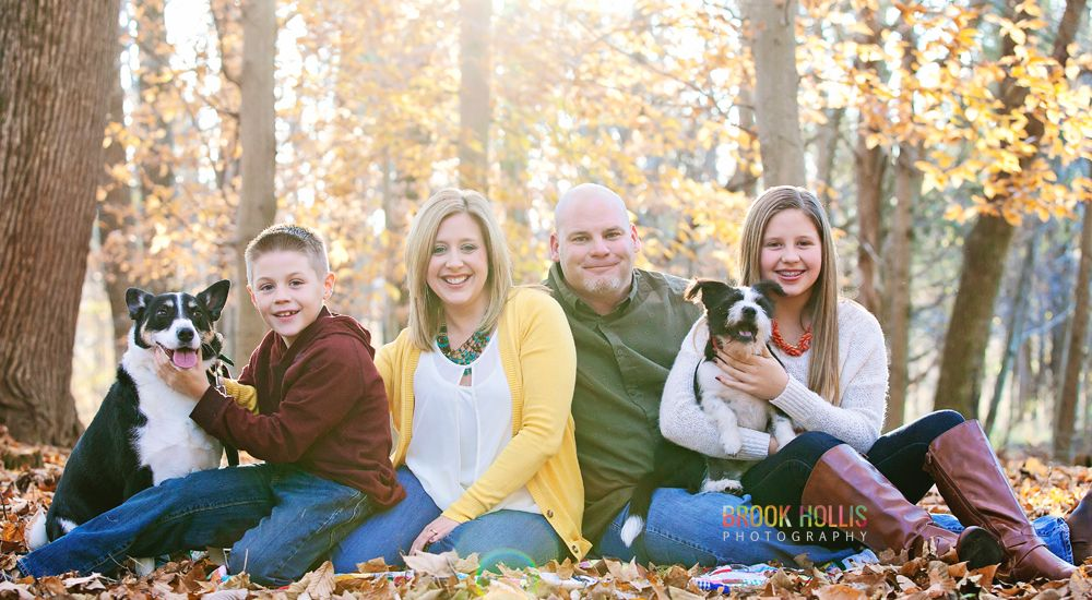 Family photography - Brook Hollis Photography