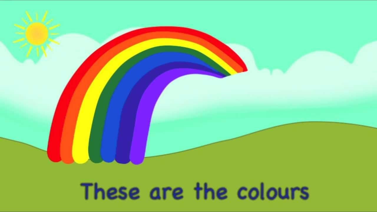 simon demidov colors of the raindow