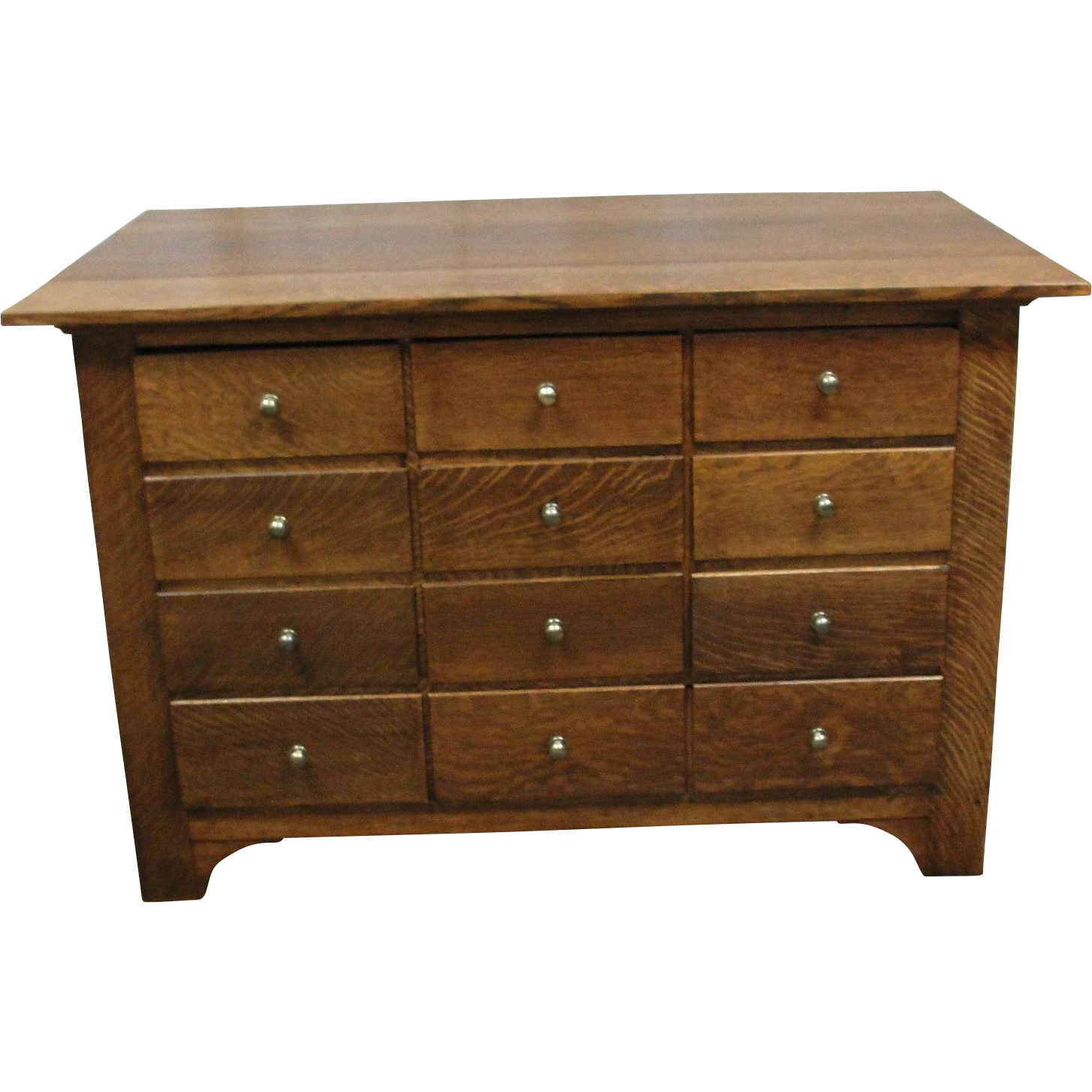 Best Quarter Sawn Oak Apothecary Pharmacy Cabinet With 22 400 x 300