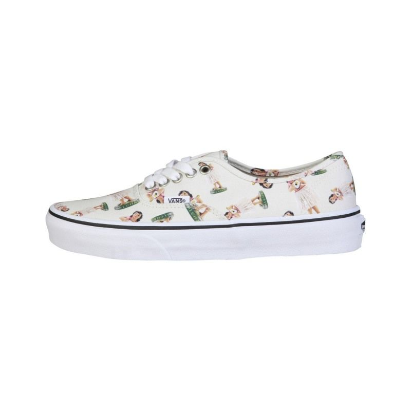 Buy Vans SNEAKERS AUTHENTIC CLASSIC WHITE DOLLS at 36 08c388c701c