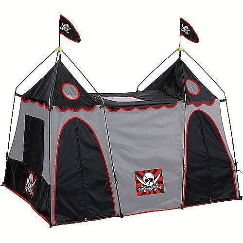 72.00 x 48.00 x 48.00 Inches Pirate Hide-Away Kids Playhouse Tent New | Playhouses and Tents  sc 1 st  Pinterest & 72.00 x 48.00 x 48.00 Inches Pirate Hide-Away Kids Playhouse Tent ...