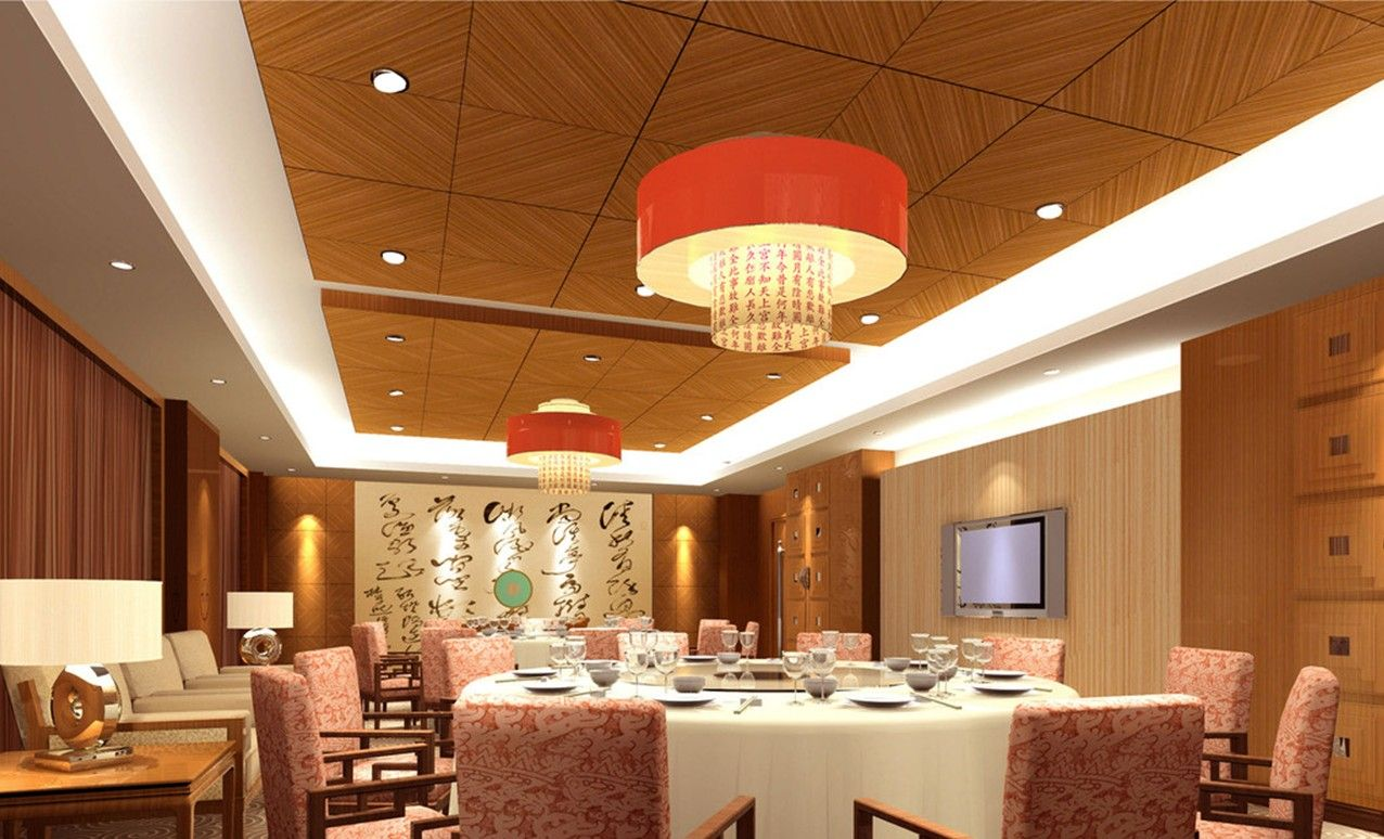 Ceiling decorating ideas for dining room the value of the design ceiling tiles brown inside what should you learn about acoustic ceiling tiles as far as why they are popular and what they dailygadgetfo Image collections