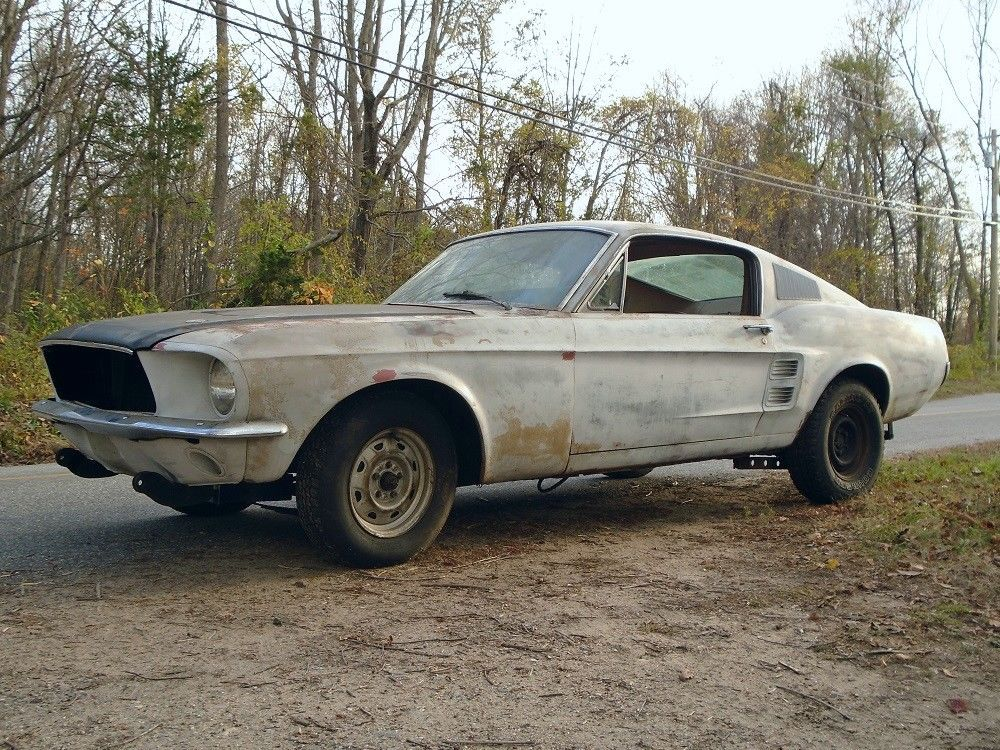 1967 Ford Mustang Fastback Rust Free For Sale With Images