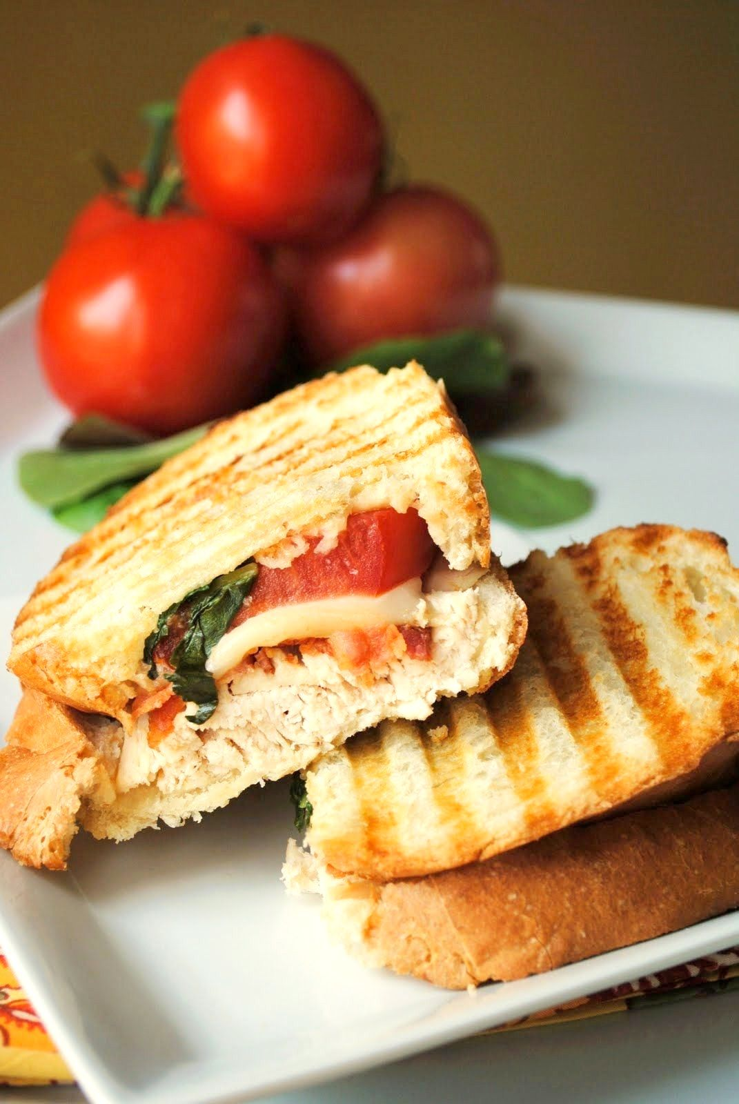 How To: Simplify: Chicken Bacon Panini
