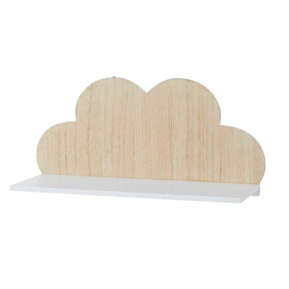 Etagere Nuage Bicolore Cloud Shelves Baby Room Colors Shelves
