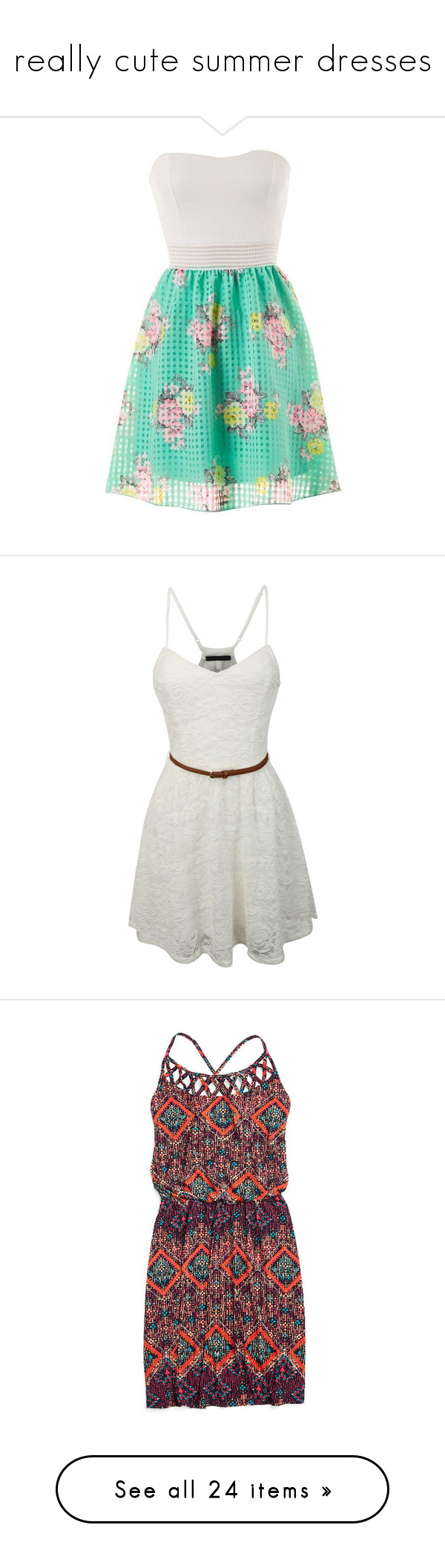 really cute summer dresses