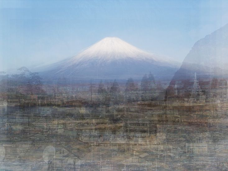 Corinne Vionnet - Artists - Danziger Gallery Fujisan Photo opportunities series 2005 to 2014