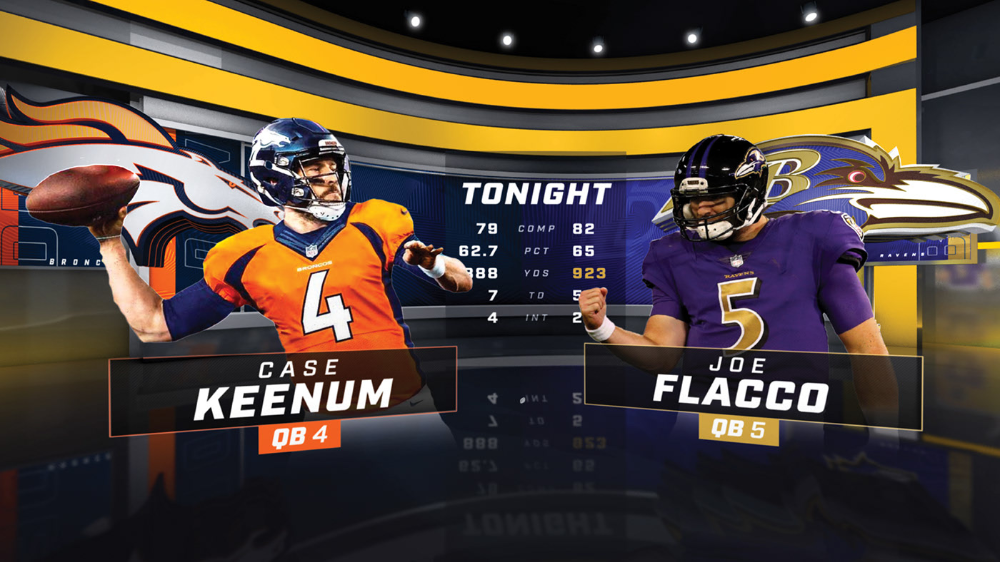Thursday Night Football Fox Sports Nfl Network On Behance Fox Sports Thursday Night Football Nfl Network