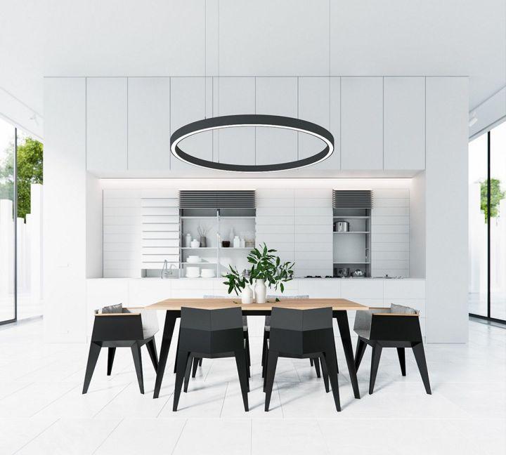 Minimalist Dining Room Chair Ideas 6