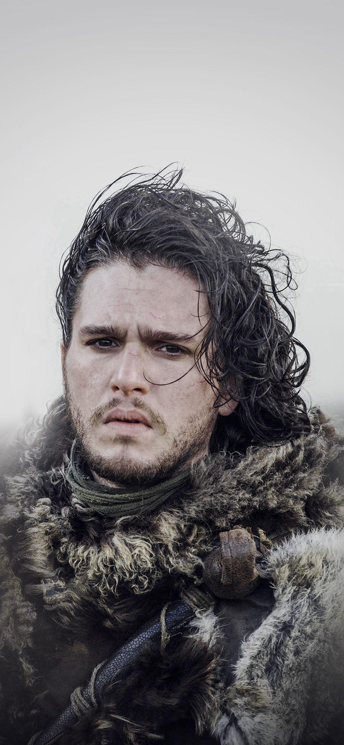 Jon Snow Game Of Thrones Film Art Iphone X Wallpaper Snow Wallpaper Iphone Jon Snow Aesthetic Film Art