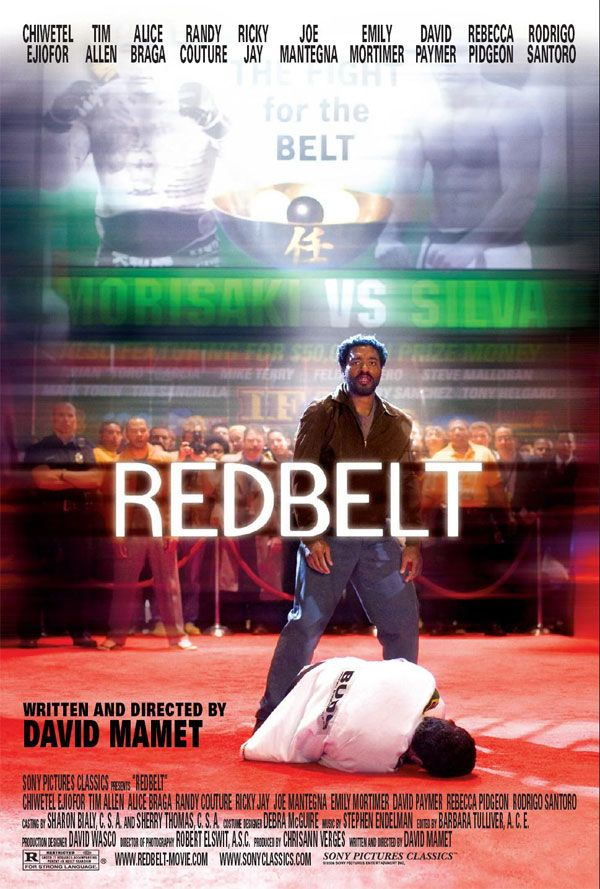 ReDBelt, a good movie in a bad world. Martial arts