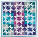 Aurora Borealis Digital Pattern - this is such a great star block!!!